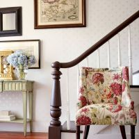 Thibaut Cotswold wallpaper in Off White