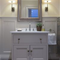 Bathroom with Panelling Blackrock