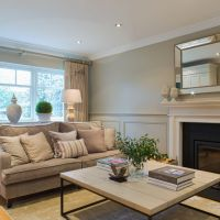 Living Room Design, Blackrock
