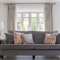 Living Room Design Blackrock