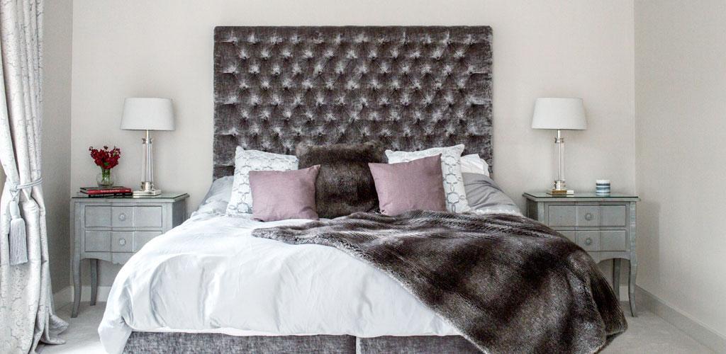 Bedroom Design by Belinda Rohan Interiors