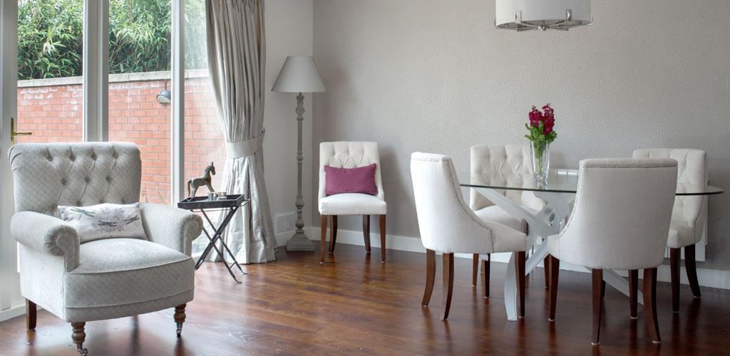 Living Room Design by Belinda Rohan Interiors